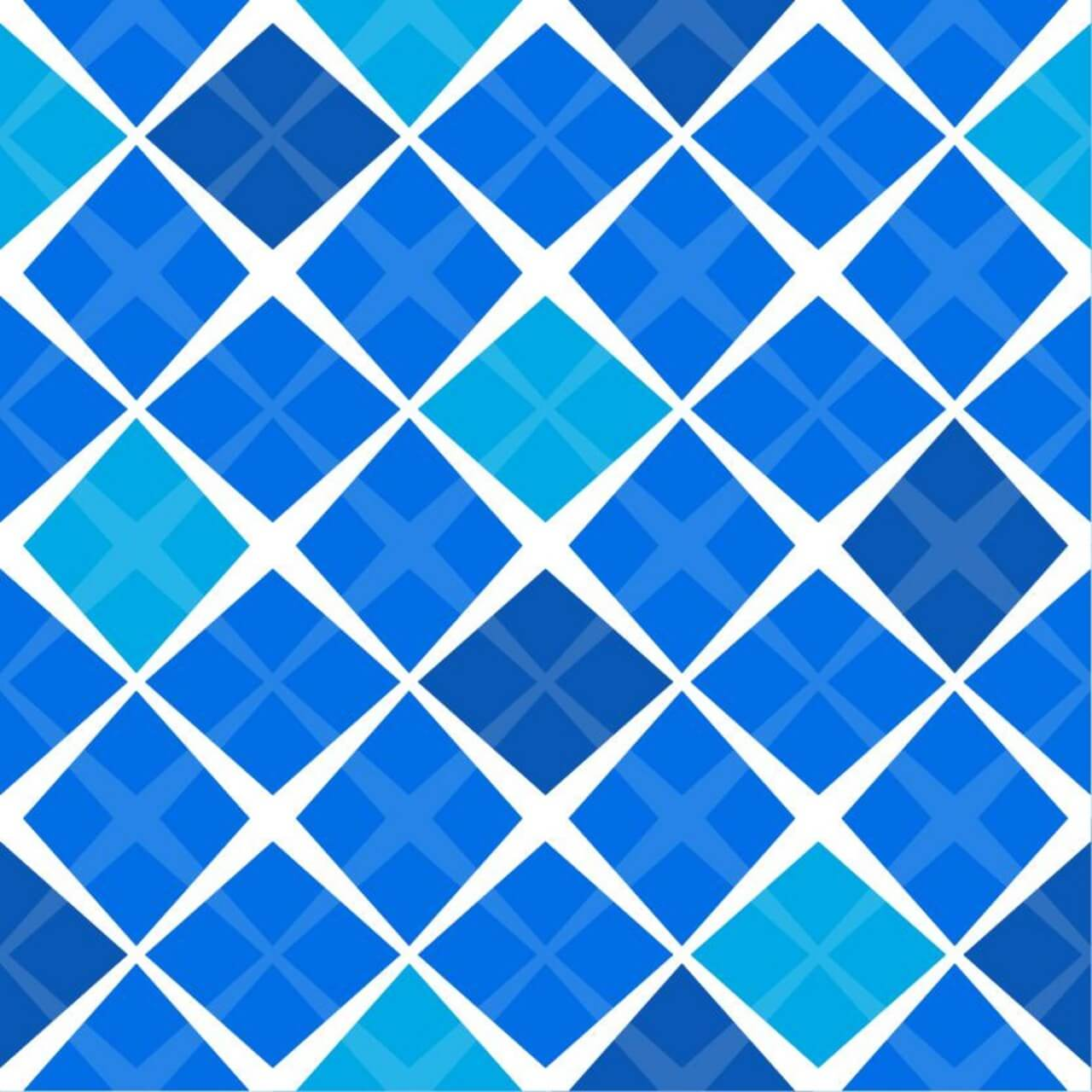 """Free vector """"Blue Abstract Pattern"""""""