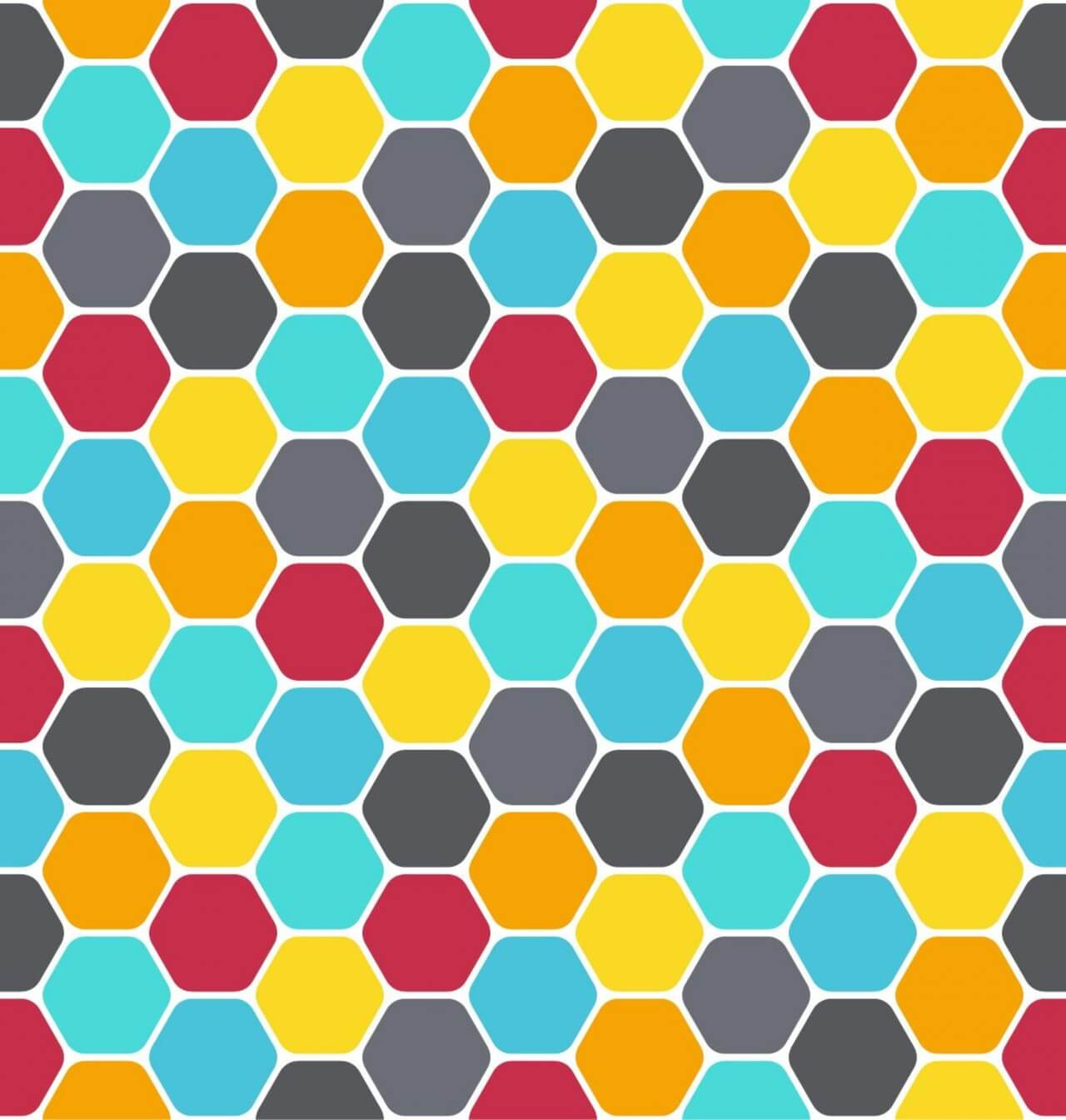 "Free vector ""Honeycomb Pattern"""