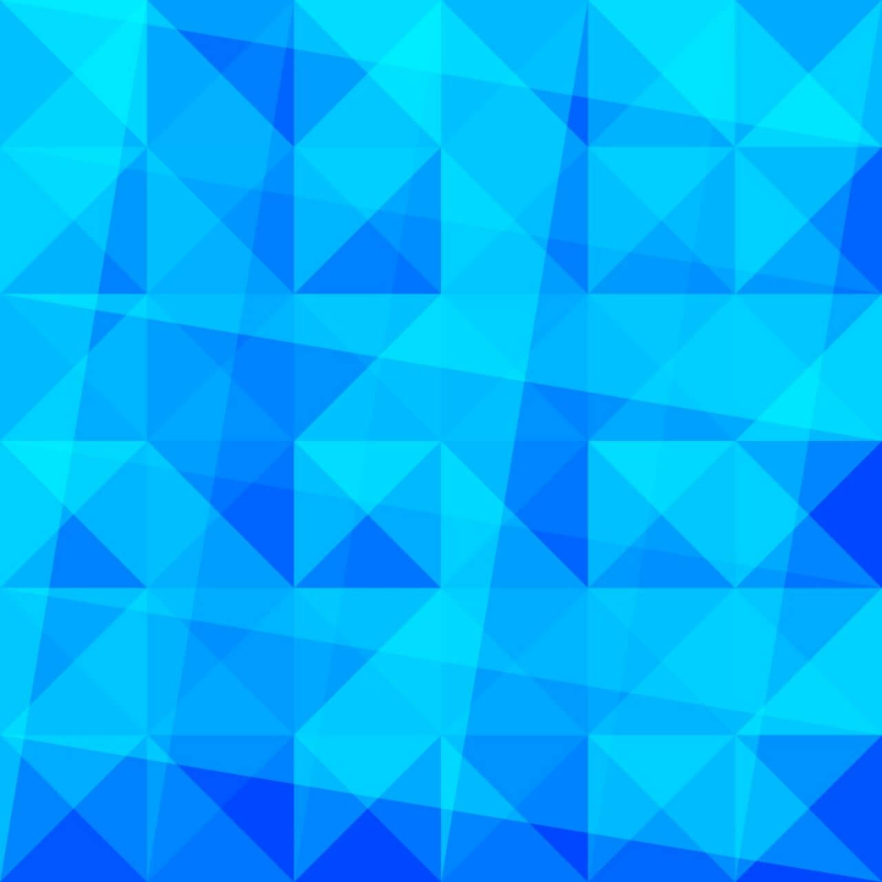 "Free vector ""Blue Triangles Pattern"""