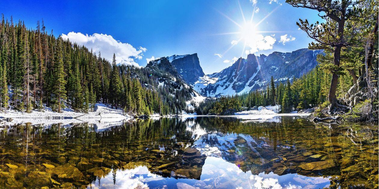 "Free photo ""Alpine"""