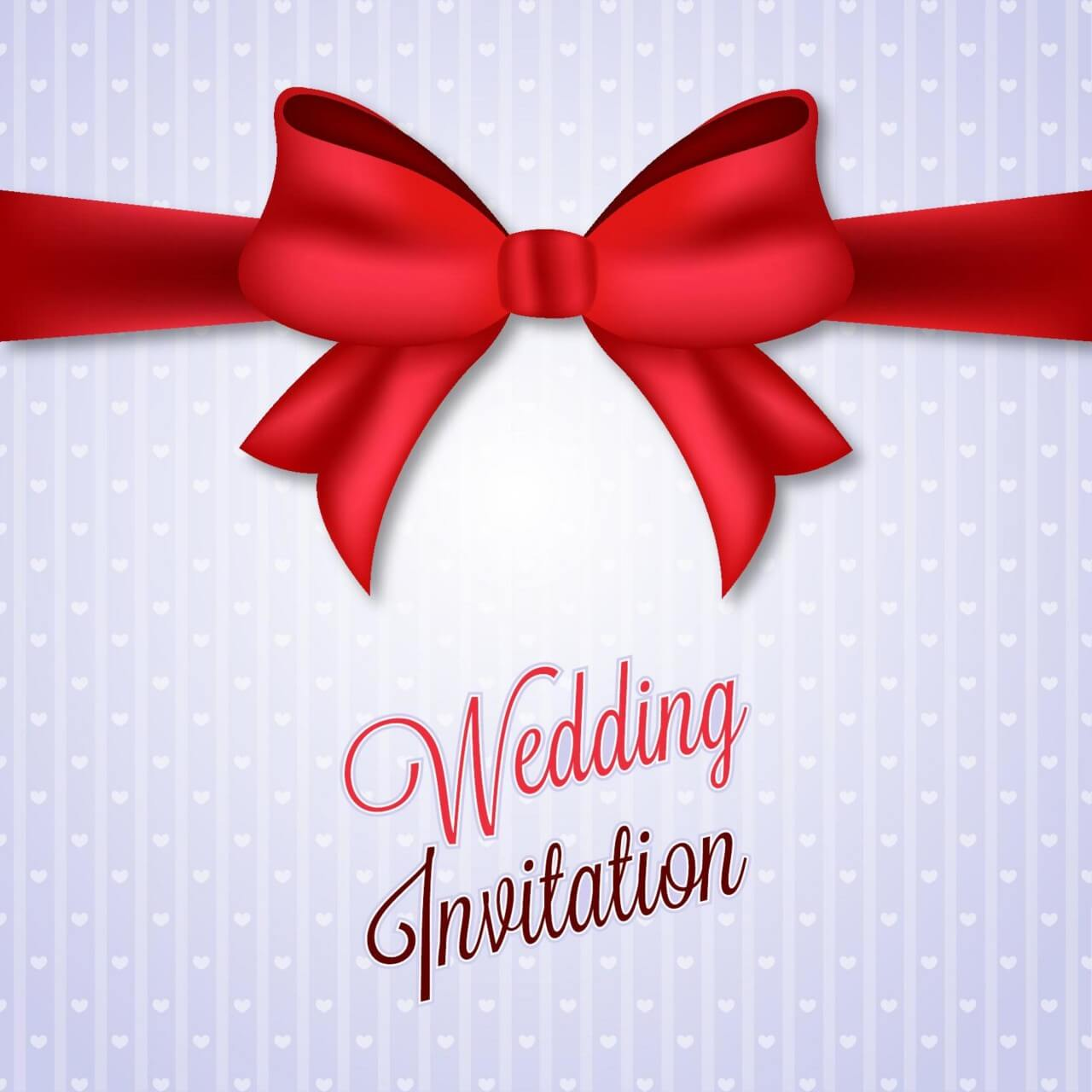 "Free vector ""Wedding vector illustration"""