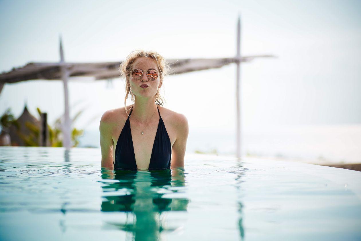 """Free photo """"Bathing suit"""""""