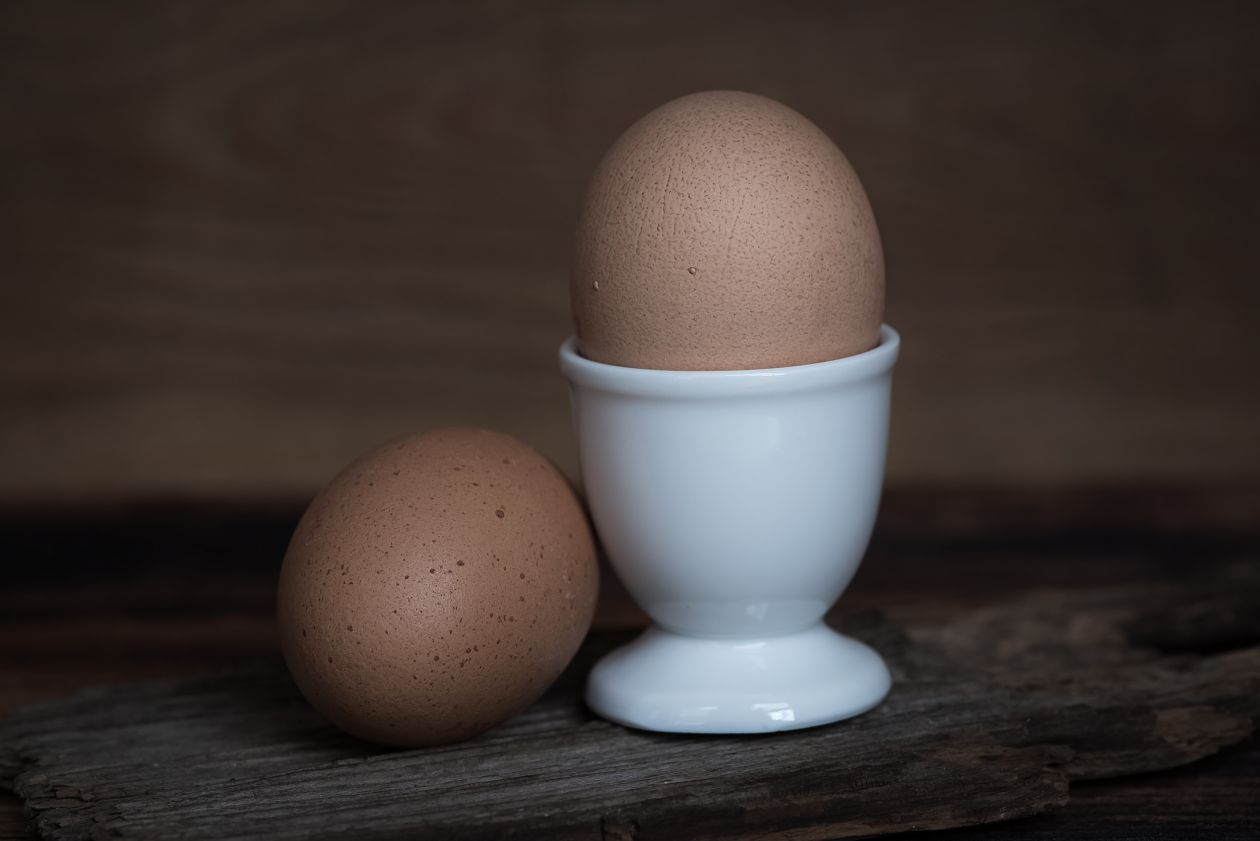 "Free photo ""Eggs on Table"""