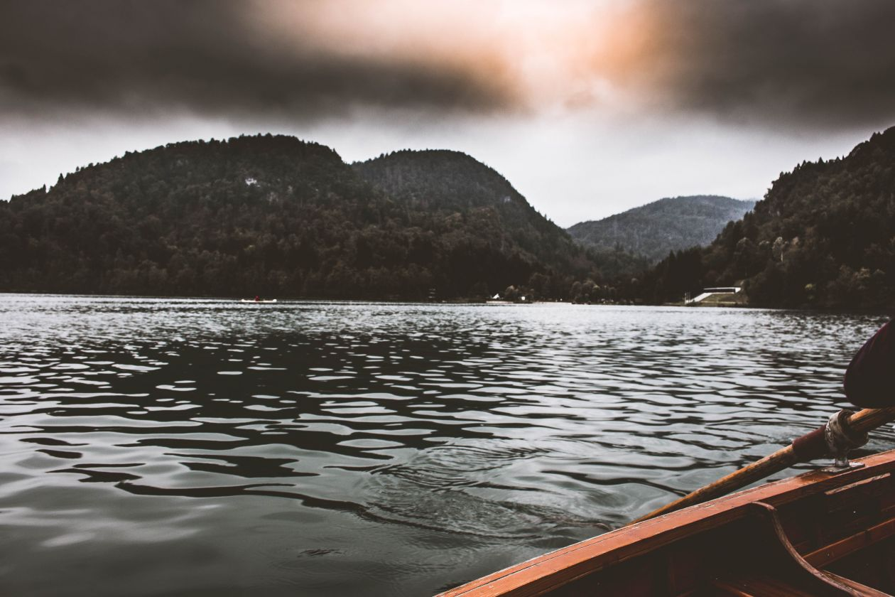 "Free photo ""Exploring on a Lake"" by Alex Klopcic"