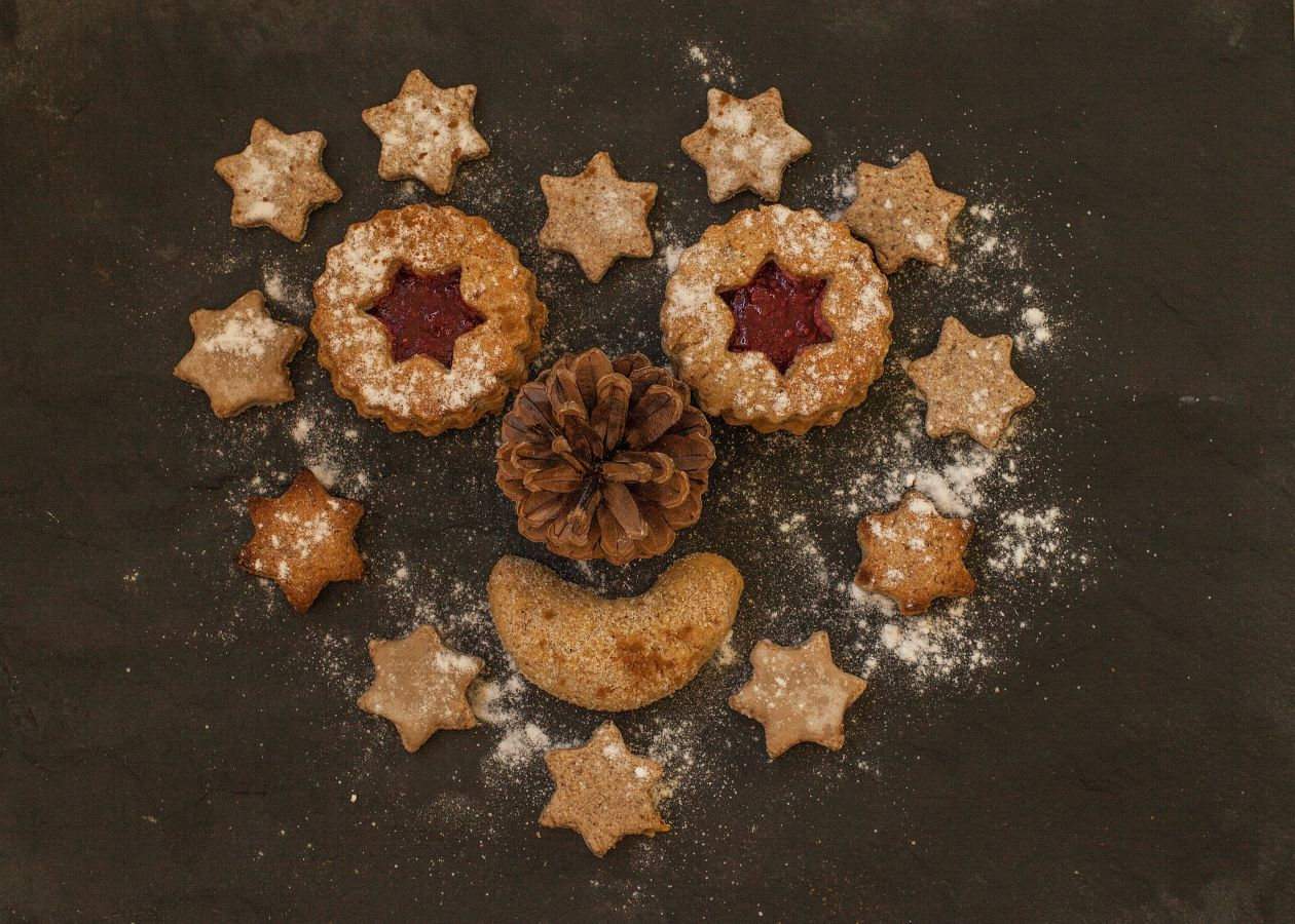 "Free photo ""Christmas cookies"""