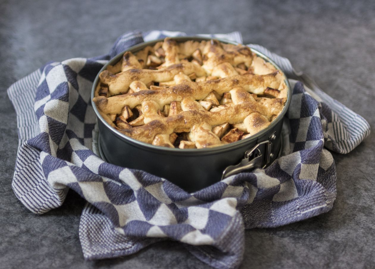 "Free photo ""Apple pie"""