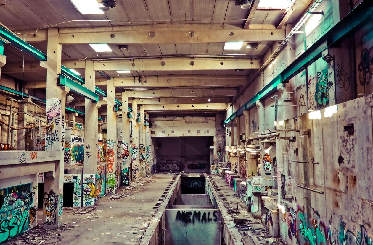 """Free photo """"Abandoned"""""""