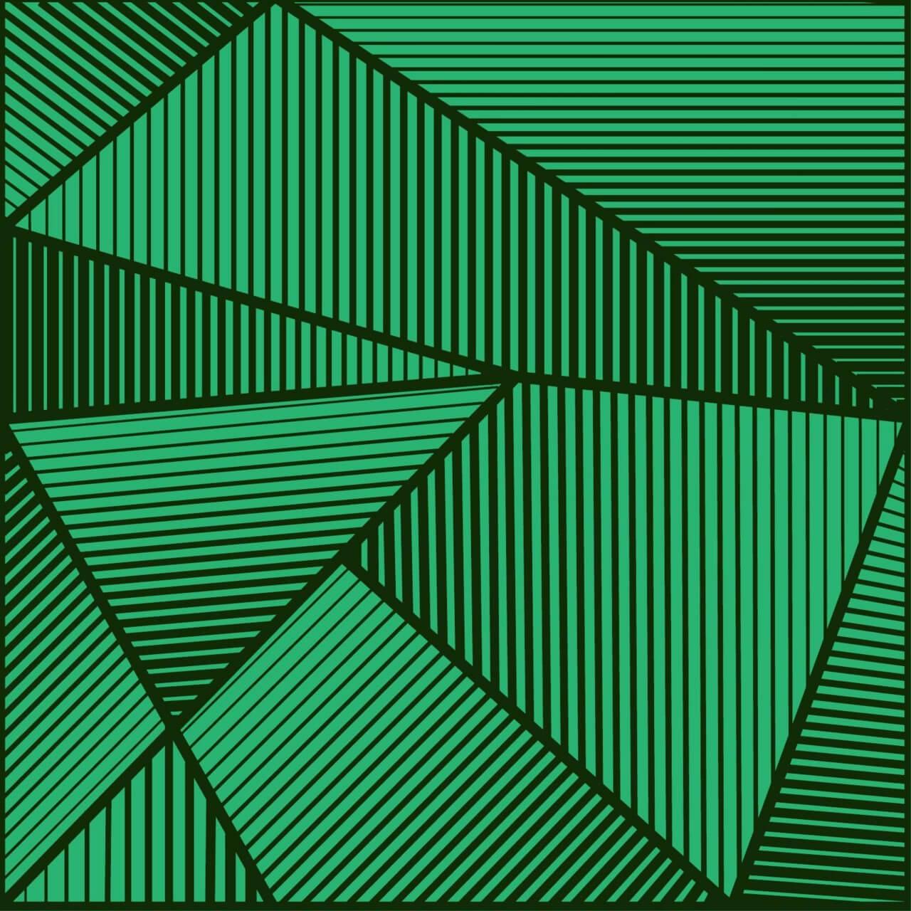 "Free vector ""Geometric pattern"""