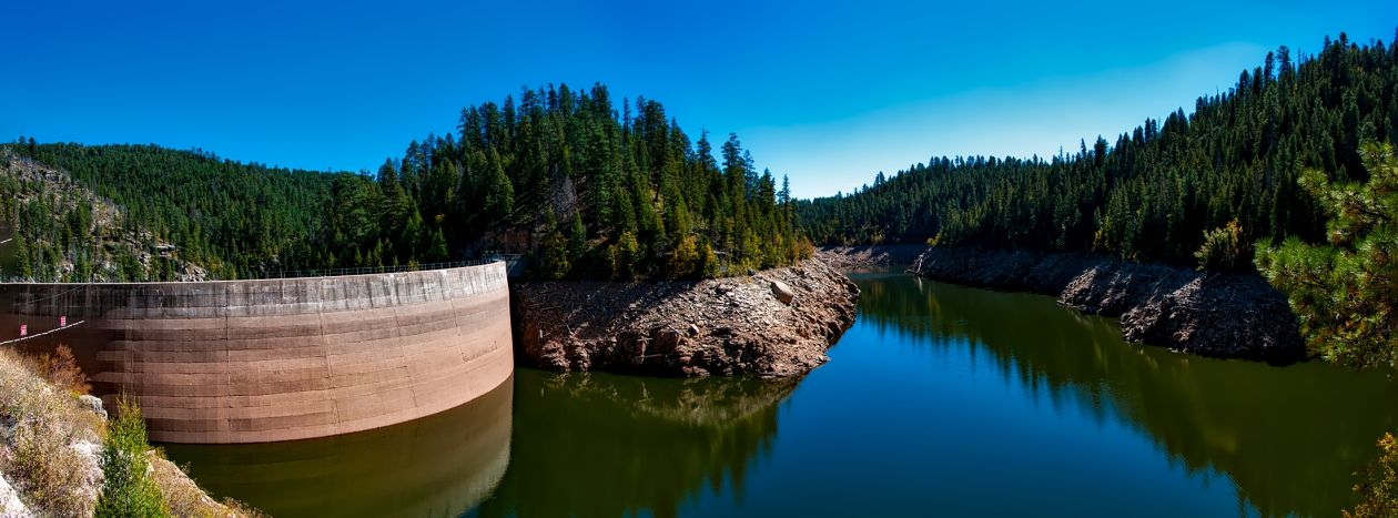 "Free photo ""Cragin reservoir"""