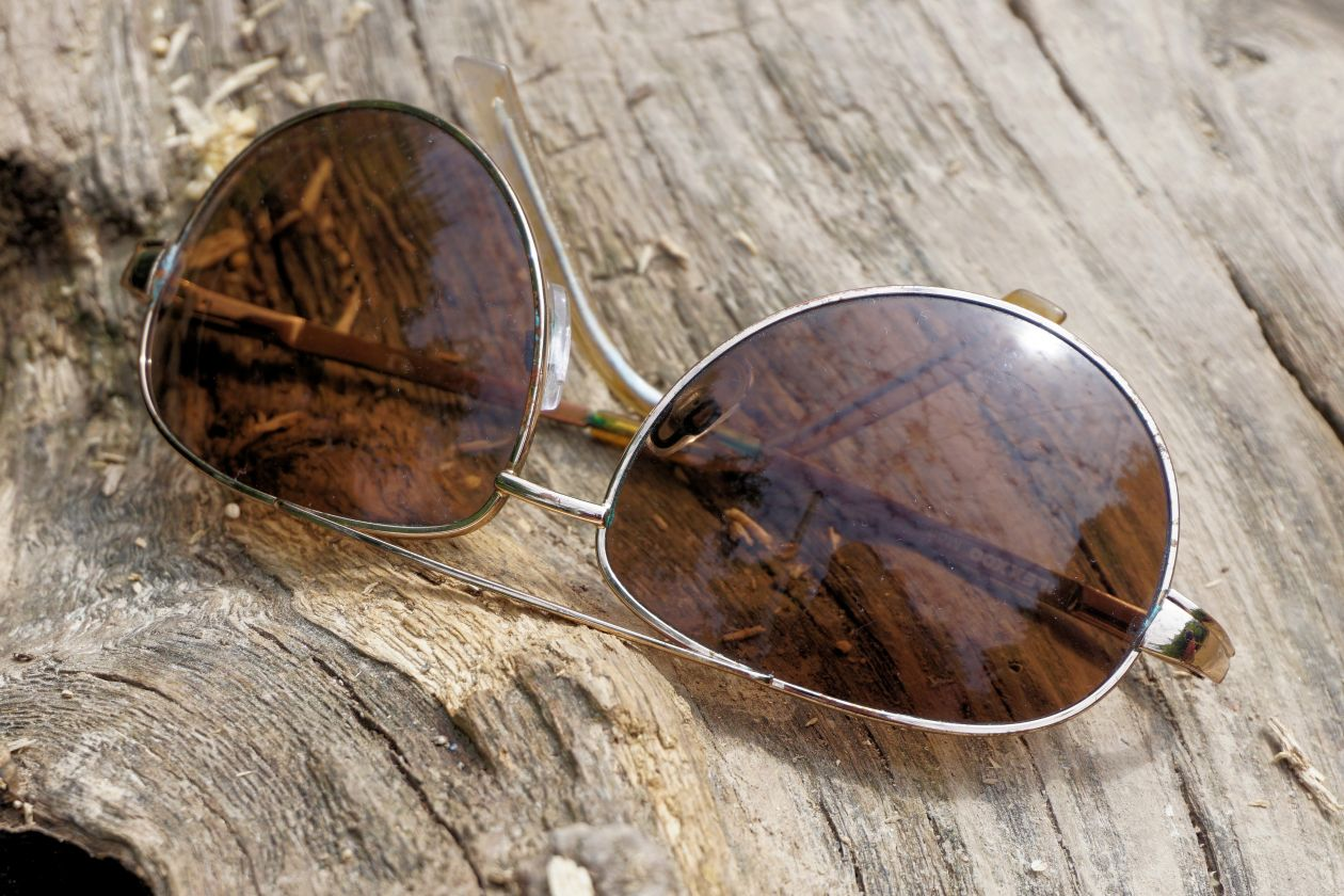 "Free photo ""Aviator sunglasses"""