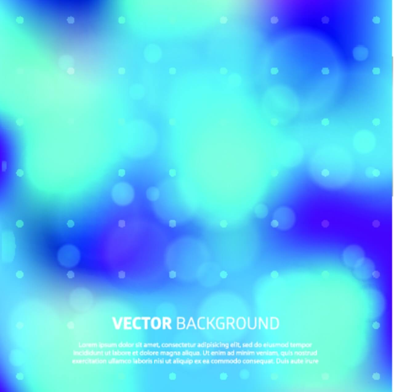 "Free vector ""Blurry vector background"""