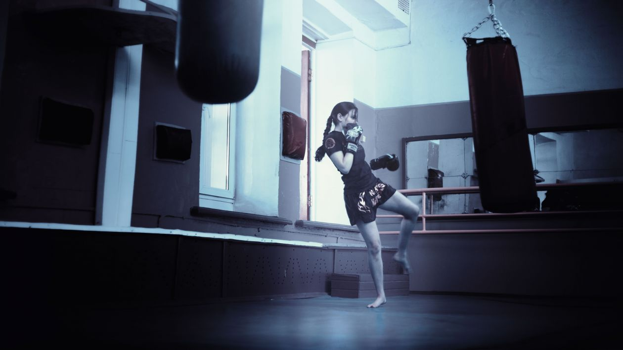 "Free photo ""Boxing"""