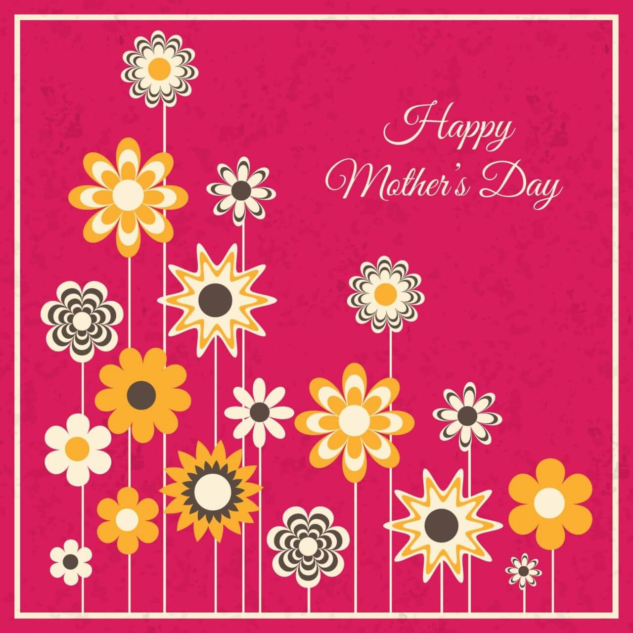 "Free vector ""Mother's Day Card"""
