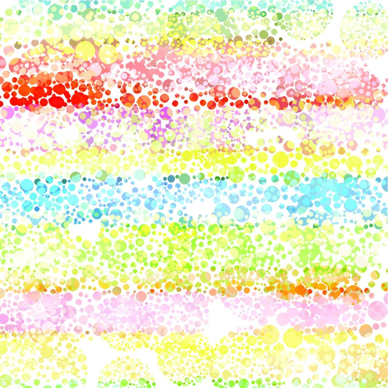 """Free vector """"Abstract colorful bubble texture background"""""""
