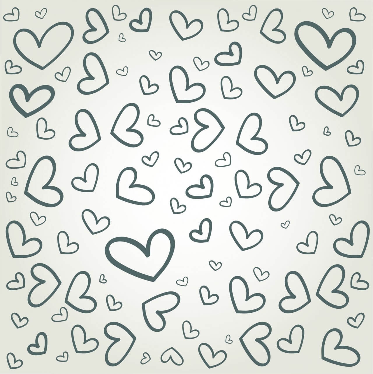 """Free vector """"Vector pattern with some text for wedding or birthday"""""""