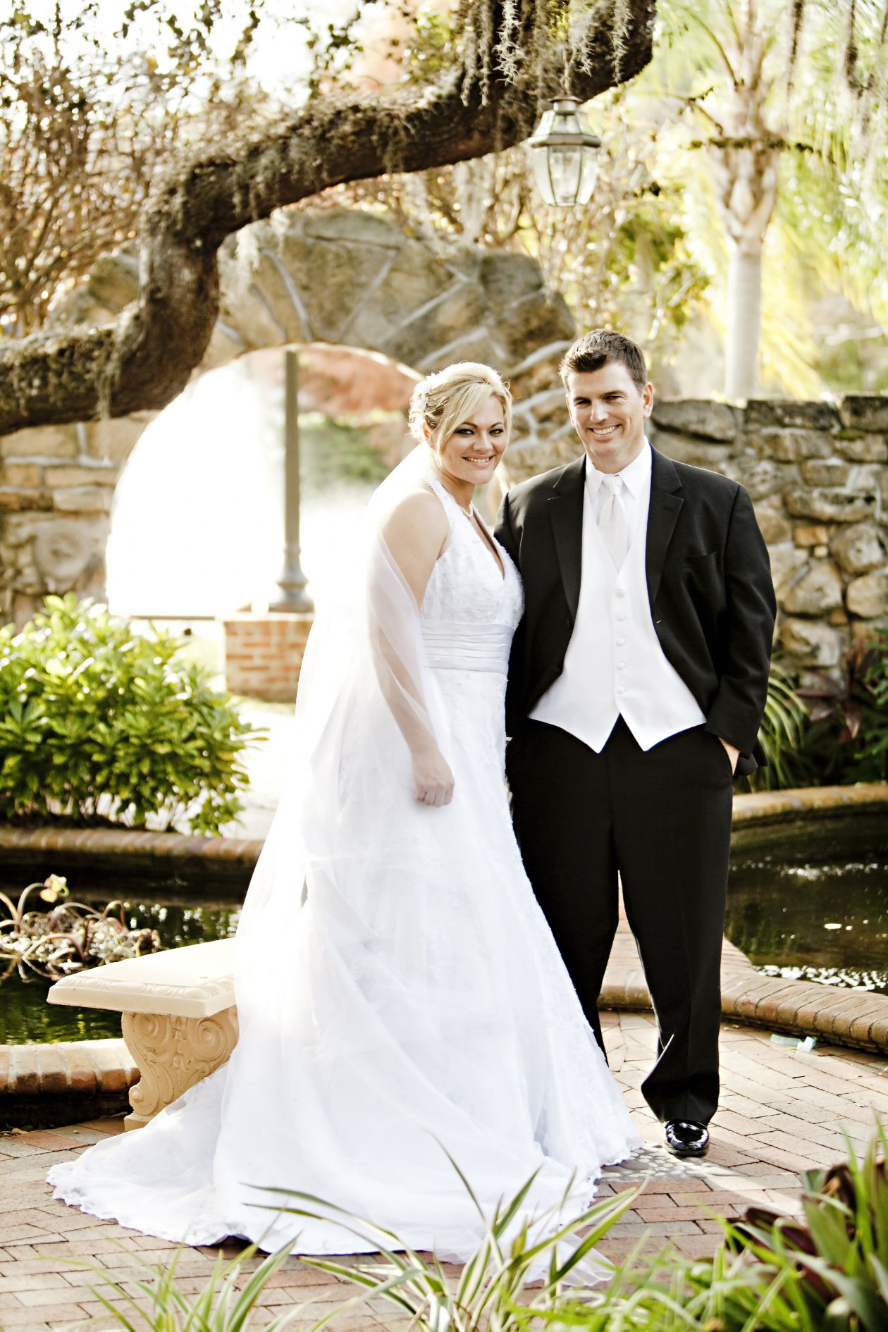 "Free photo ""Bride"""