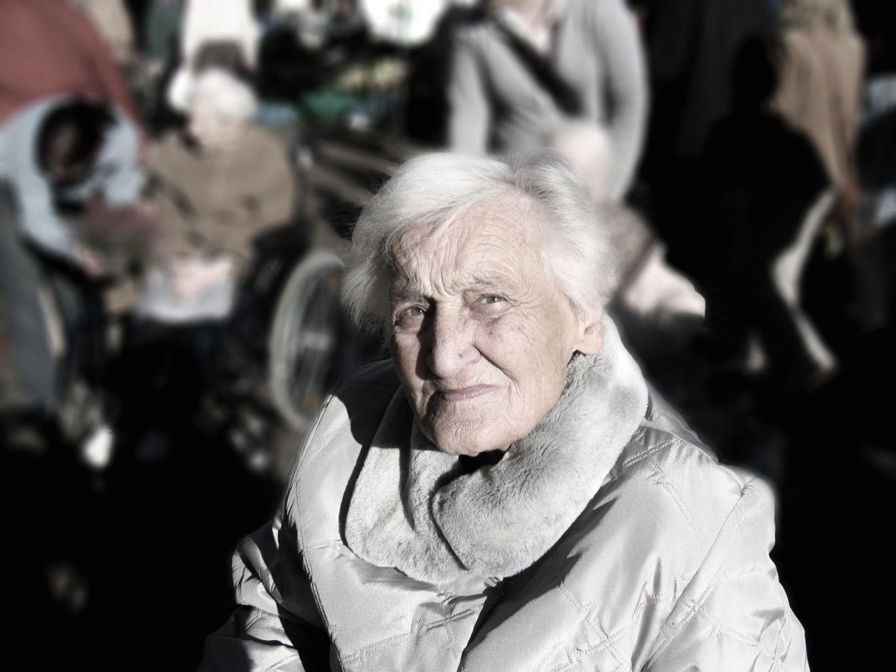 "Free photo ""Elderly"""