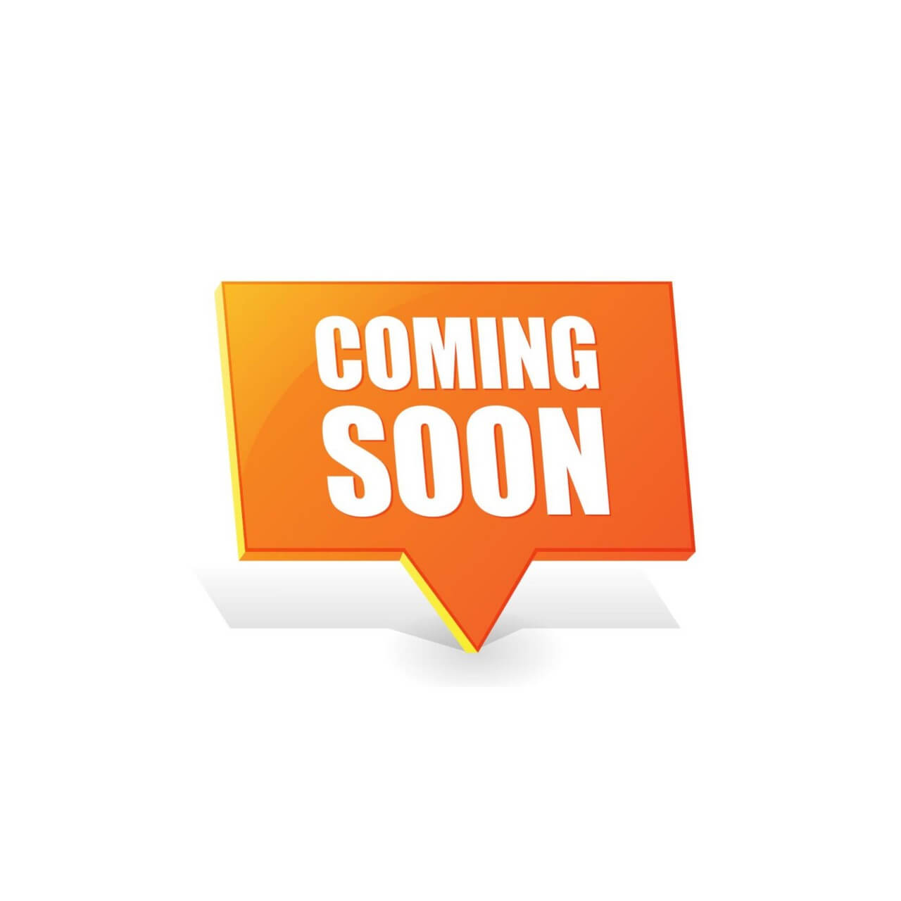 "Free vector ""Coming Soon Sign"""