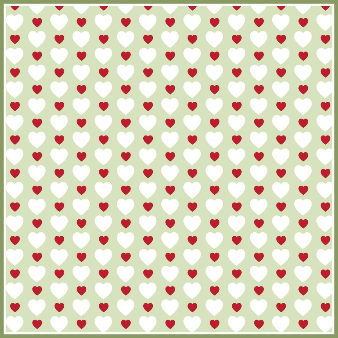 "Free vector ""Hearts Pattern"""
