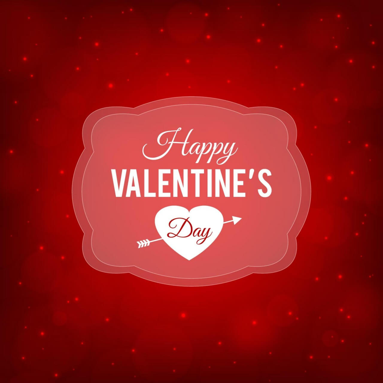 "Free vector ""Valentine's Day Background"""