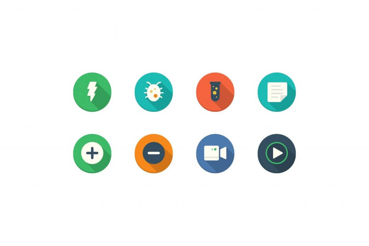 "Free vector ""Filo Icons - Mini Set 6"""