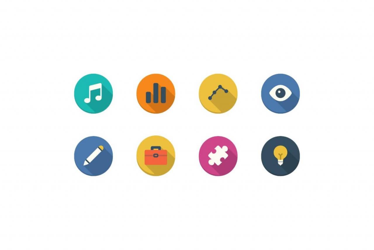 "Free vector ""Filo Icons - Mini Set 5"""