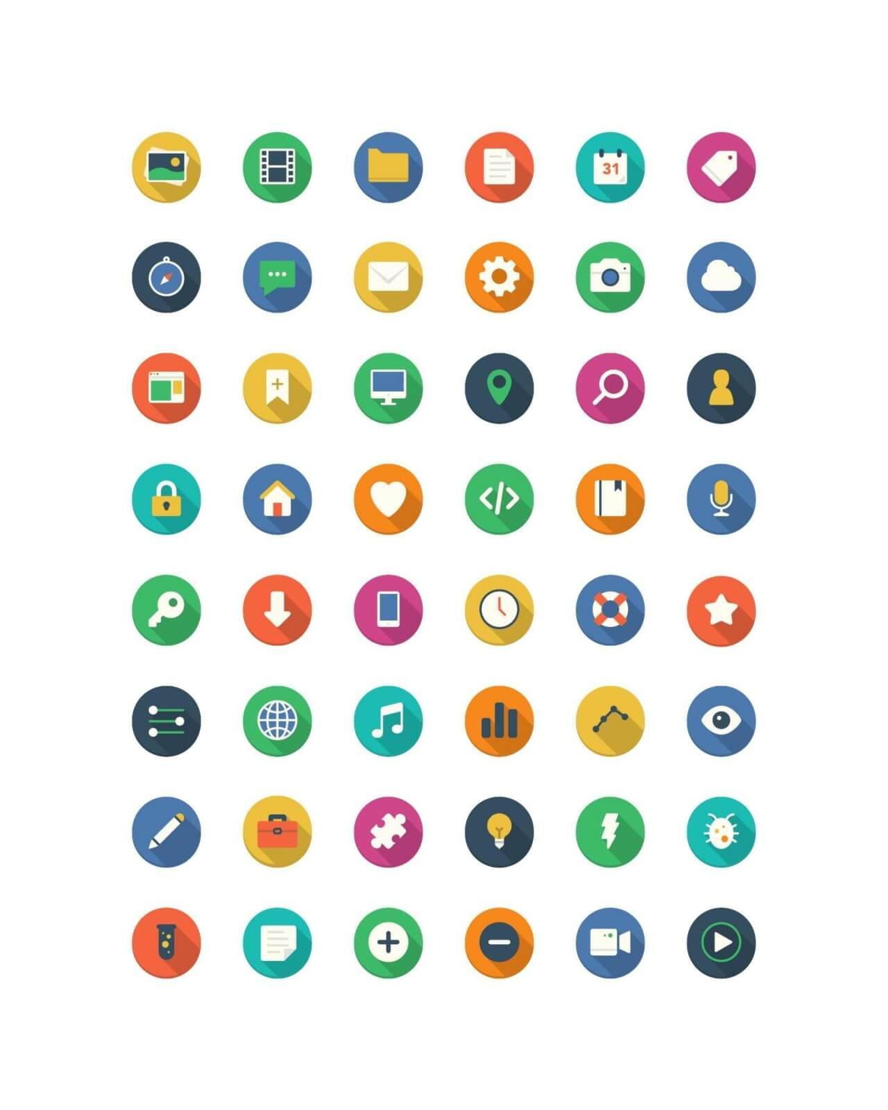 "Free vector ""Filo Icons - Full Set"""