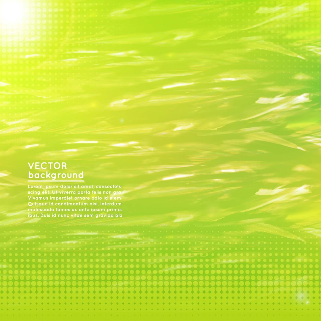 """Free vector """"Abstract wavy green modern background design"""""""
