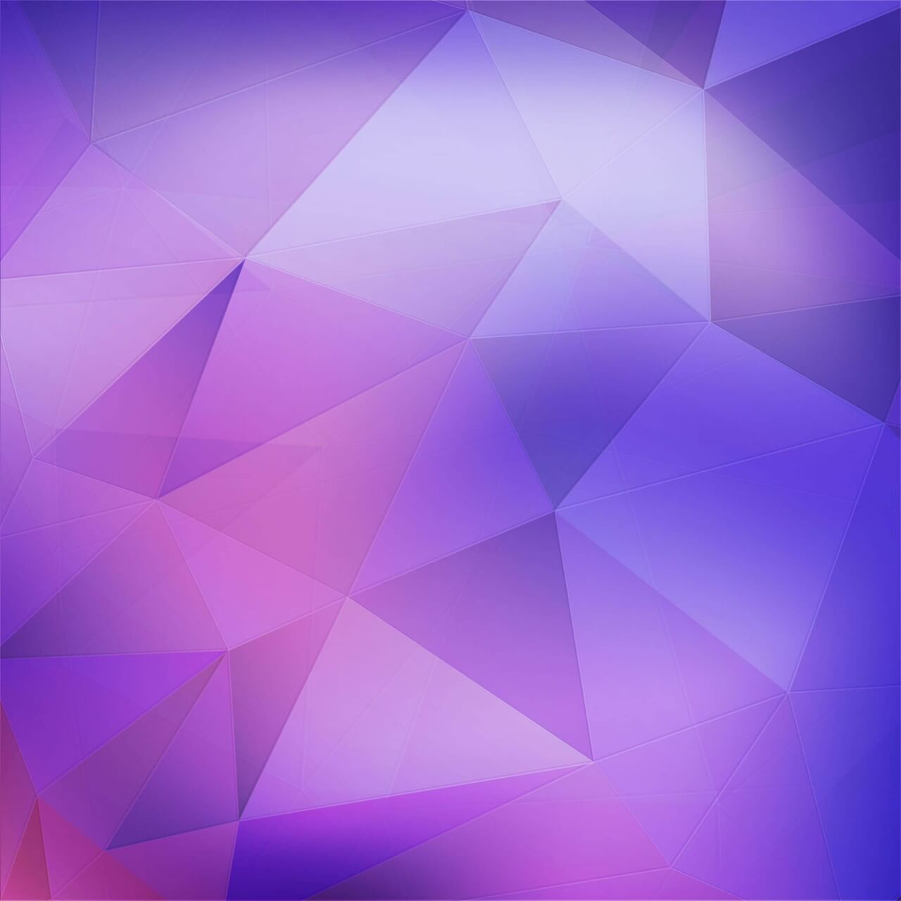 "Free vector ""Abstract purple geometric background"""