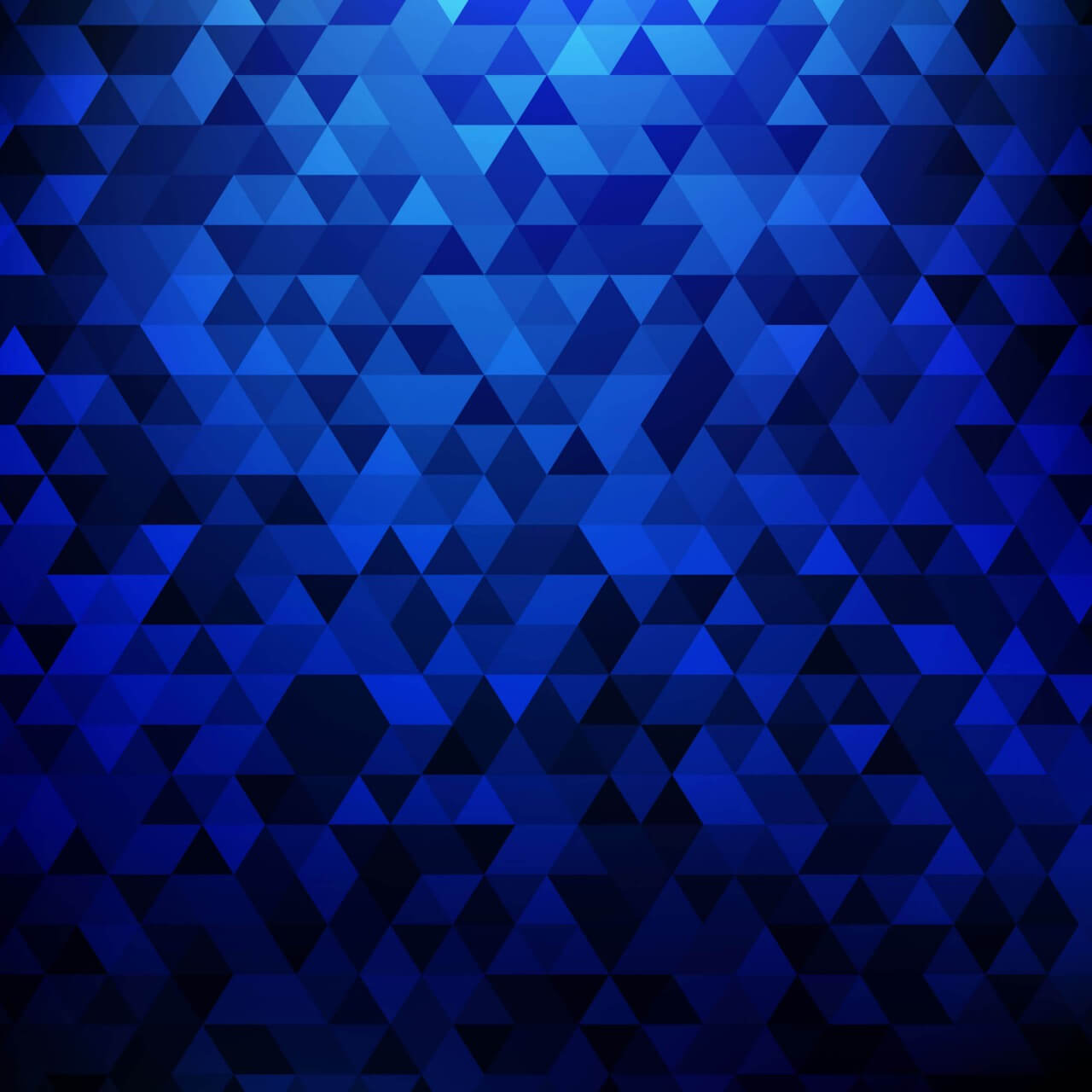 """Free Vector """"Abstract Blue Geometric Background"""""""