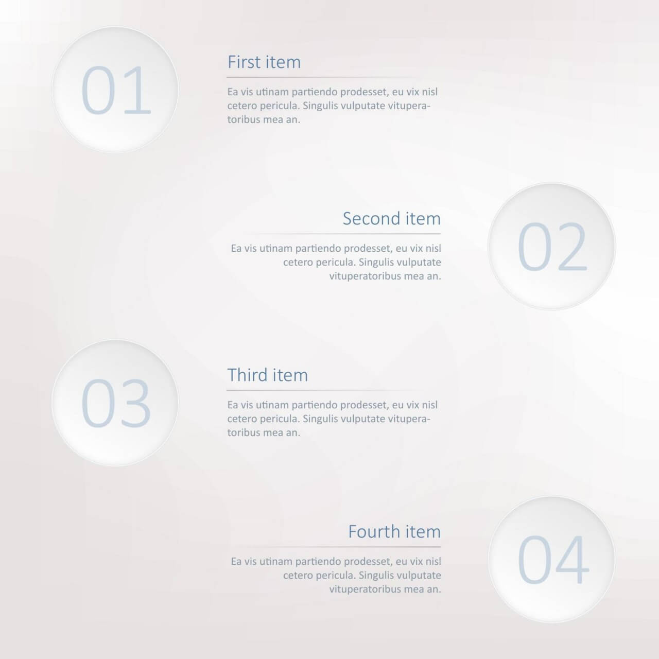 "Free vector ""Infographic steps template"""