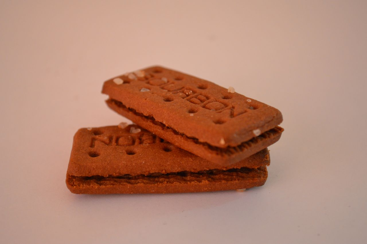 "Free photo ""Chocolate Biscuits"""