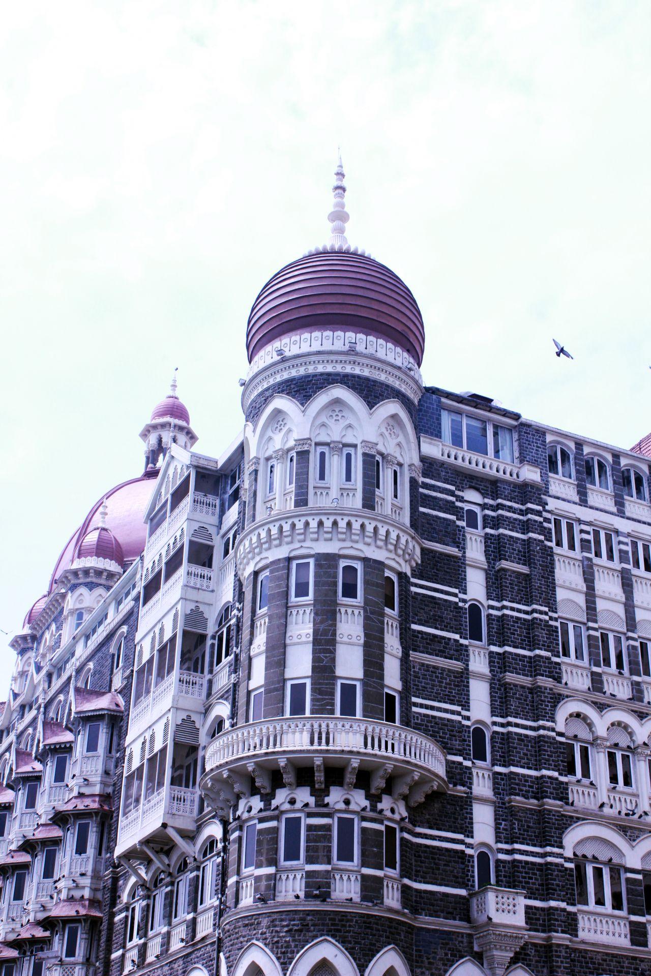 """Free photo """"Taj Mahal Hotel Mumbai"""""""