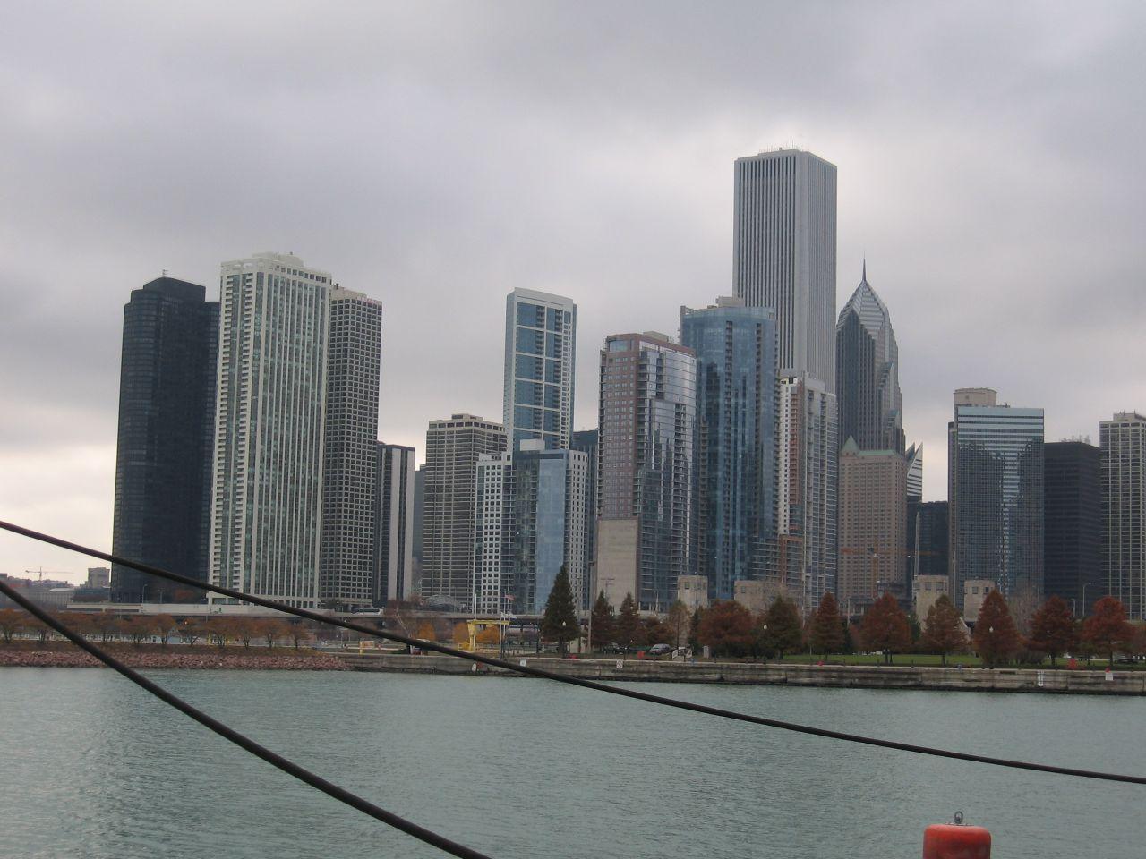 "Free photo ""Chicago Skyline"""
