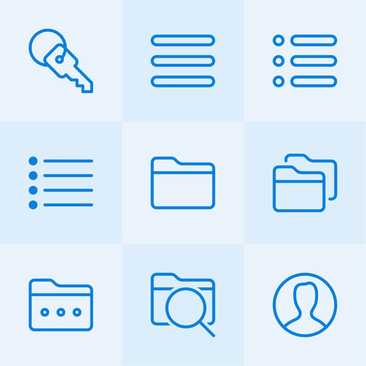 "Free vector ""Lynny Icons - Mini Set 10"""