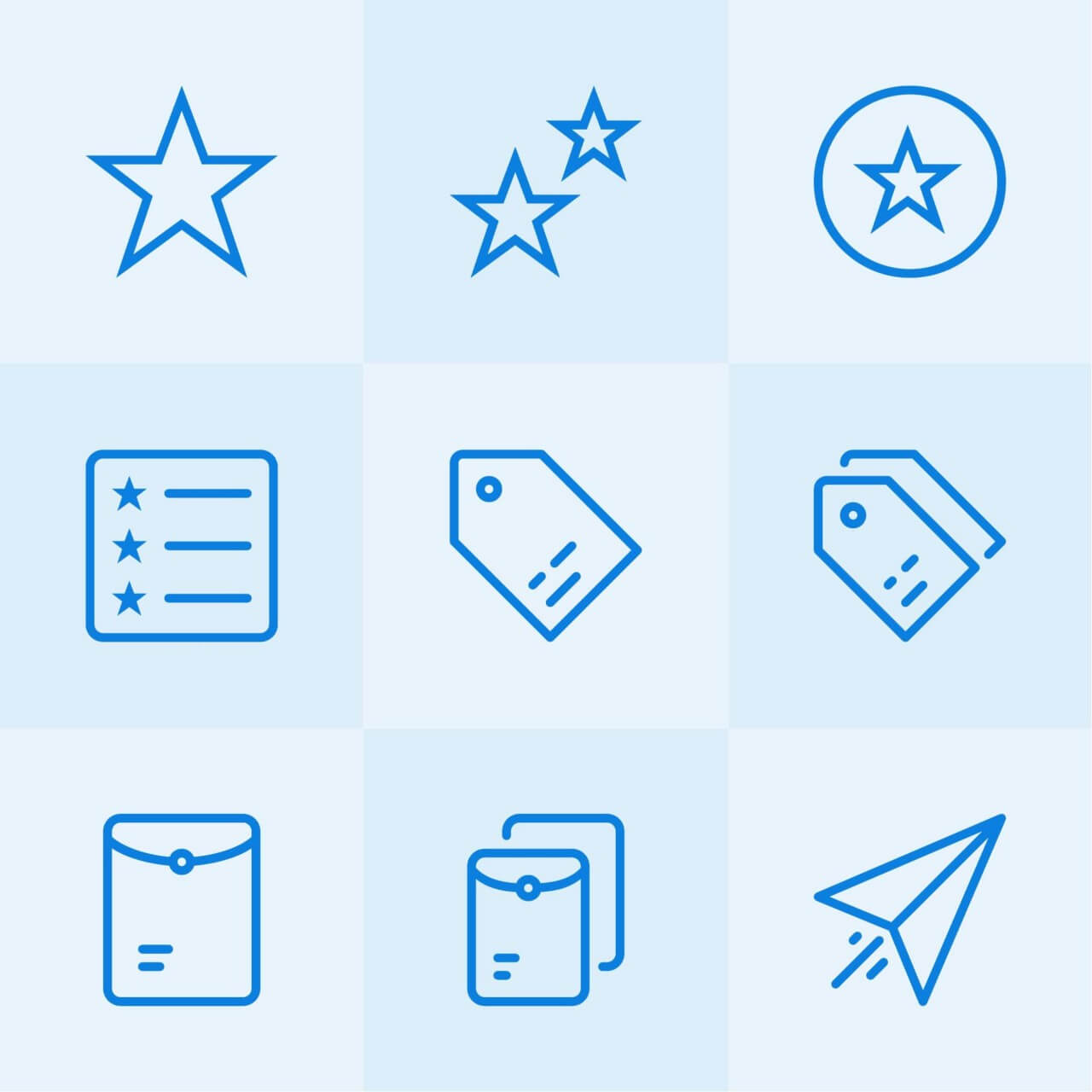 "Free vector ""Lynny Icons - Mini Set 7"""