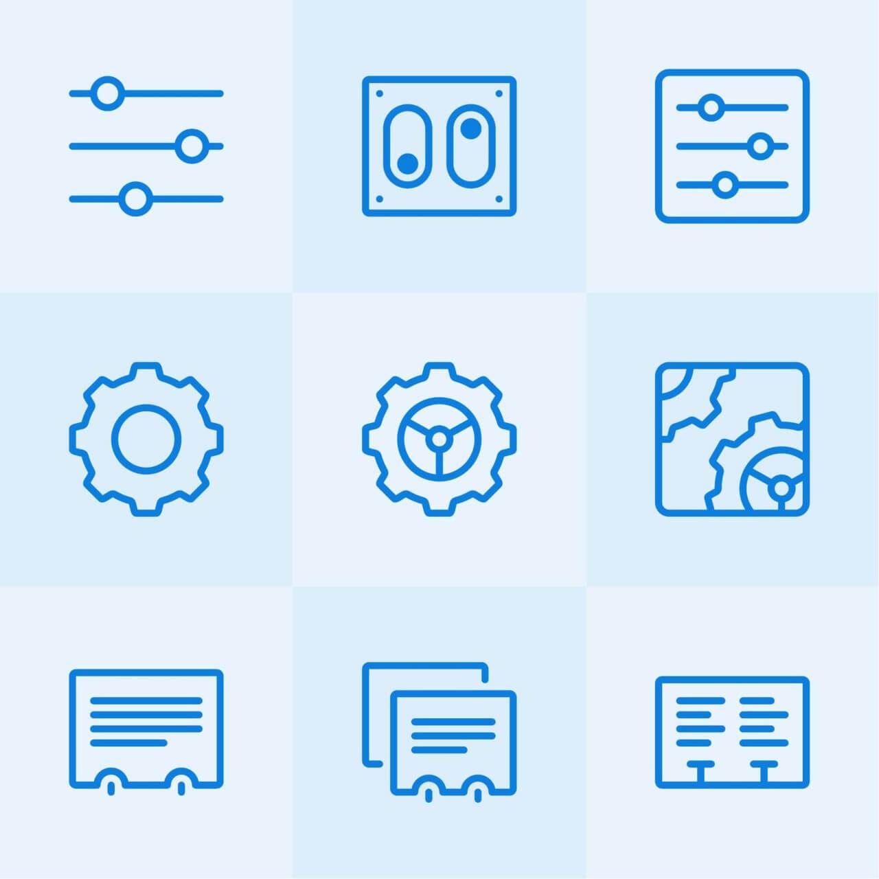 "Free vector ""Lynny Icons - Mini Set 8"""