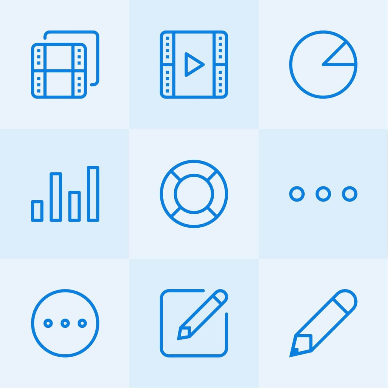 "Free vector ""Lynny Icons - Mini Set 3"""
