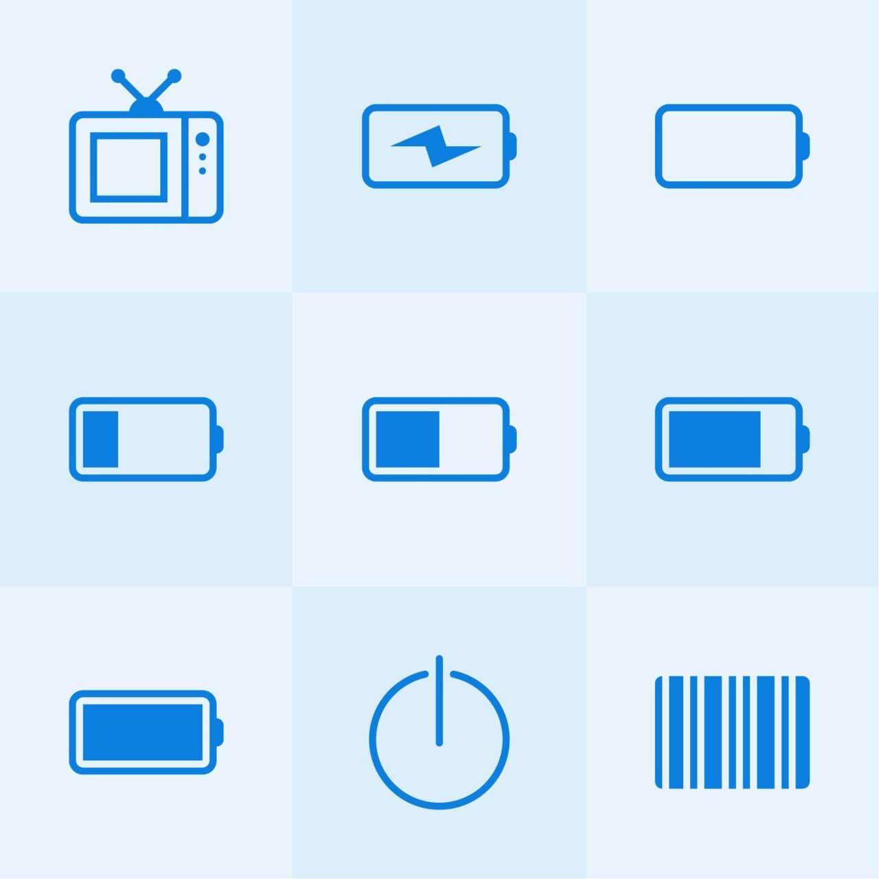 "Free vector ""Lynny Icons - Mini Set 16"""
