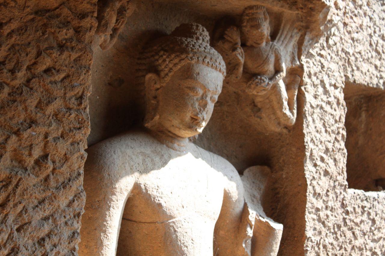 """Free photo """"Buddha Religion India"""""""