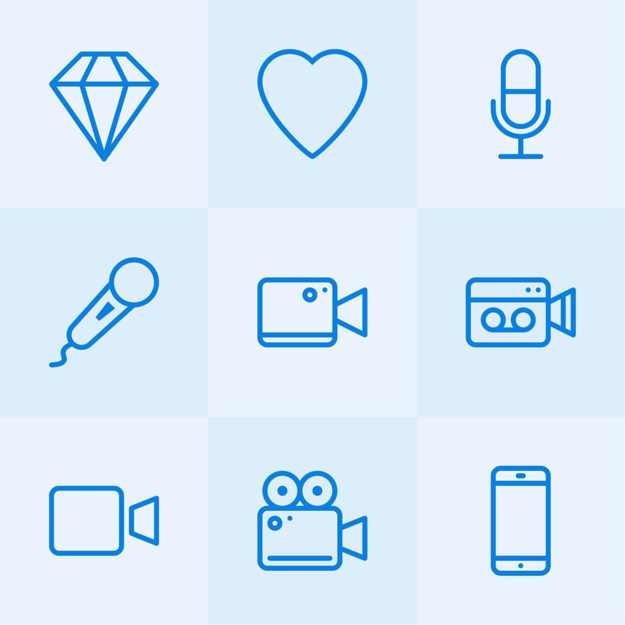 "Free vector ""Lynny Icons - Mini Set 13"""