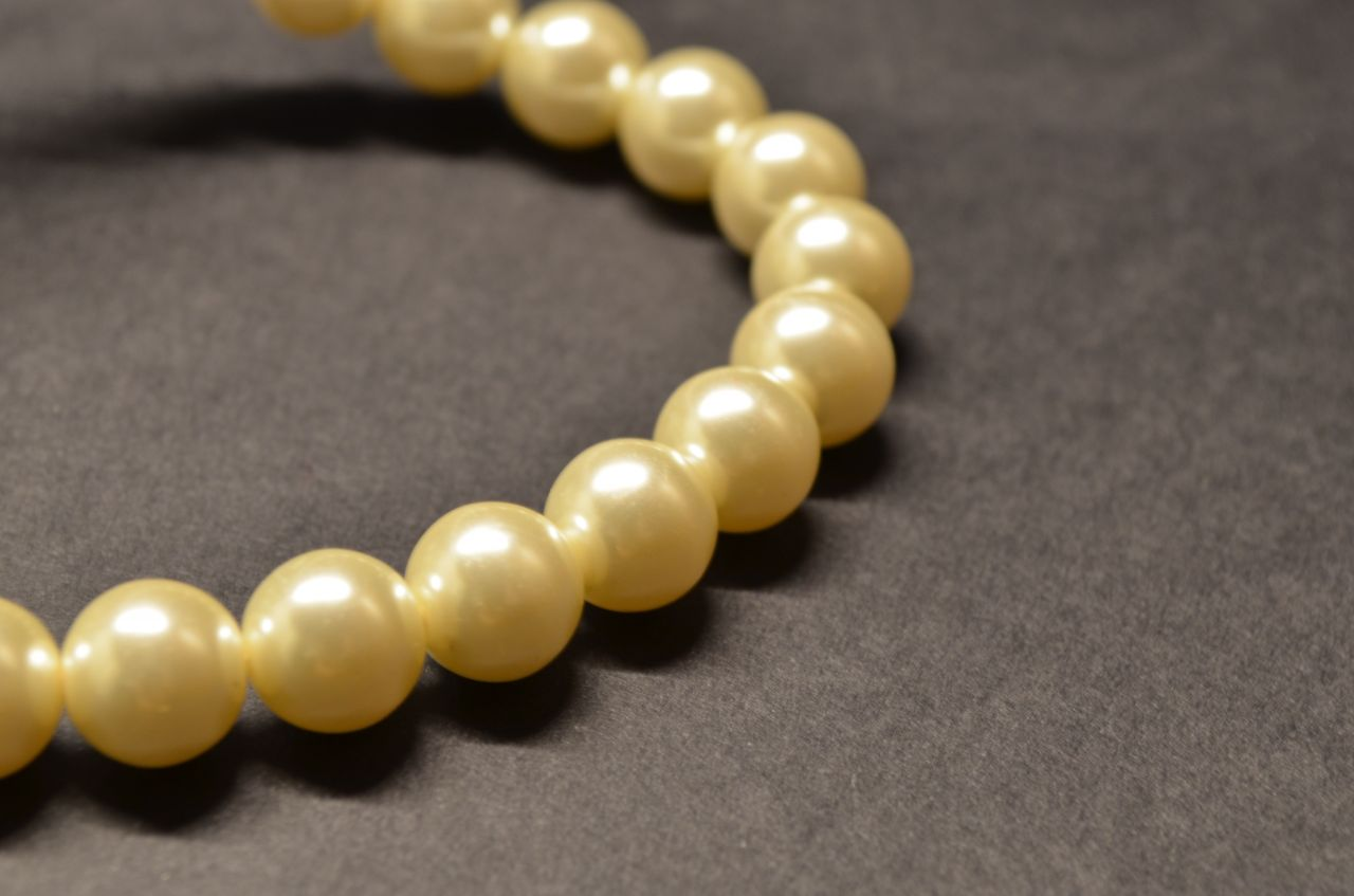 """Free photo """"Pearls Necklace Jewelry"""""""