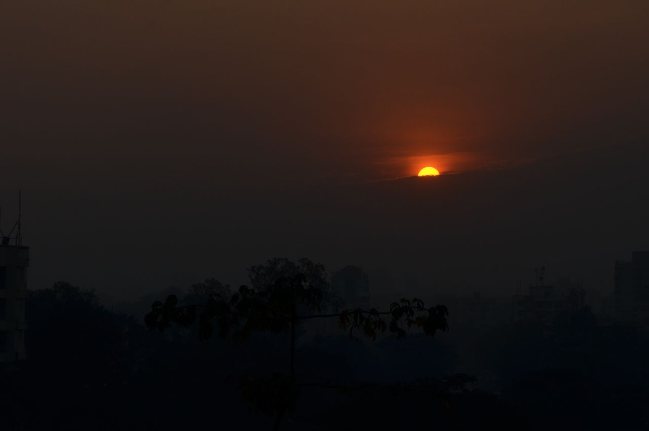 "Free photo ""Sunset Scene"""