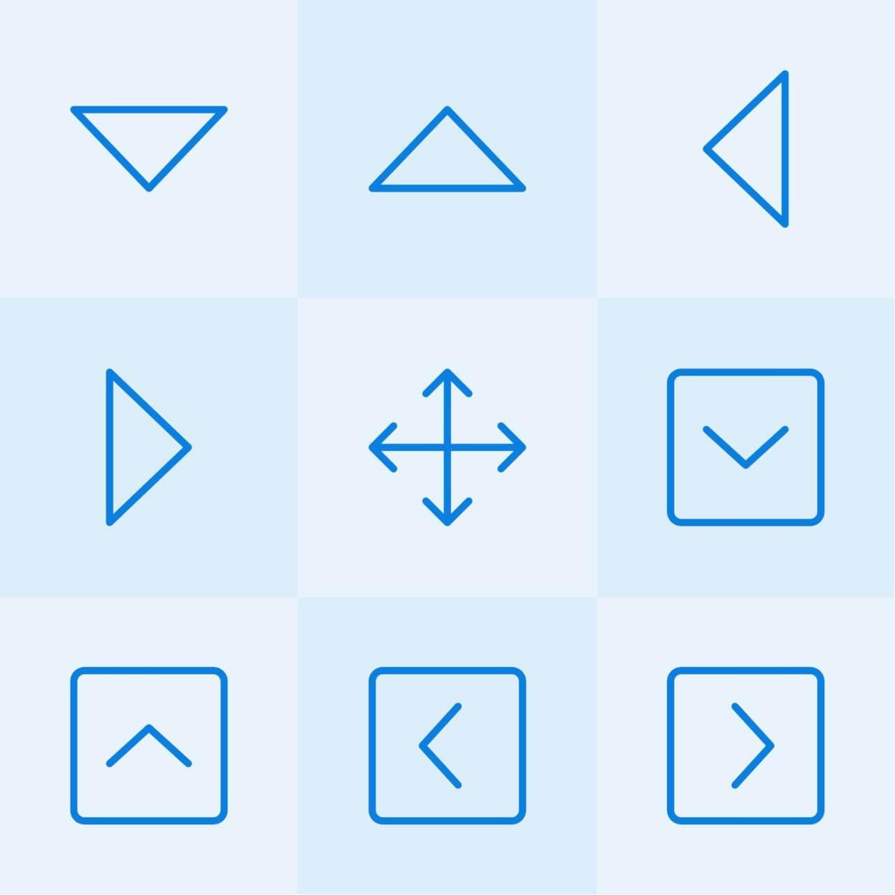 "Free vector ""Lynny Icons - Mini Set 36"""