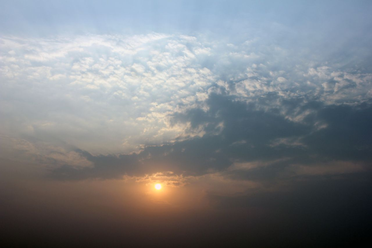 """Free photo """"Sunrise Sunset"""""""