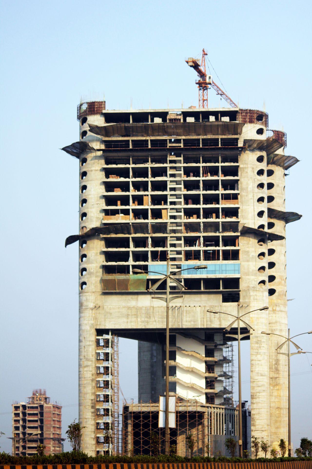 "Free photo ""Under Construction Building"""