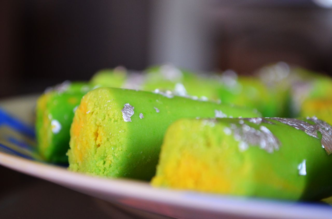 "Free photo ""Green Sweets Indian"""