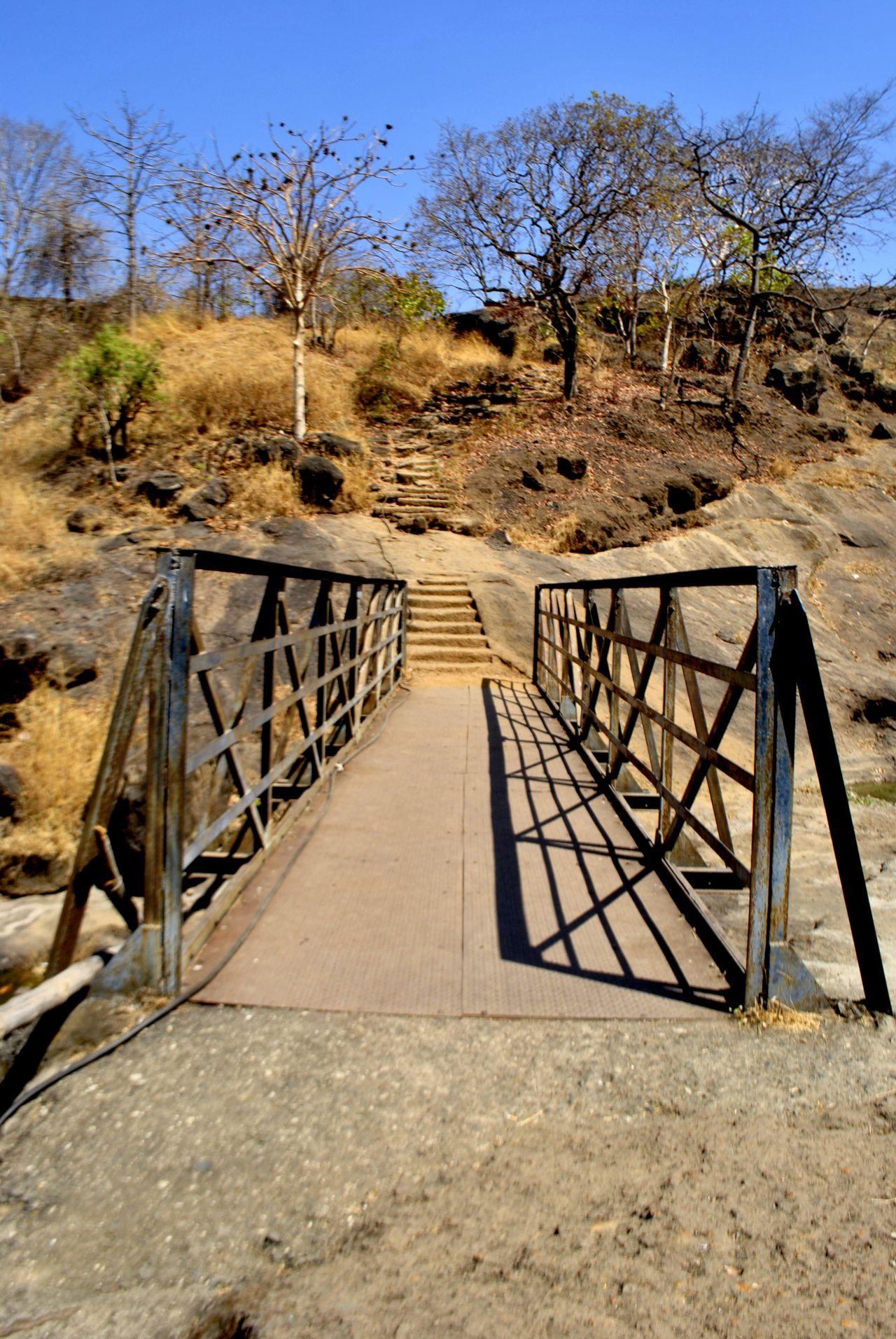"""Free photo """"Bridge"""""""