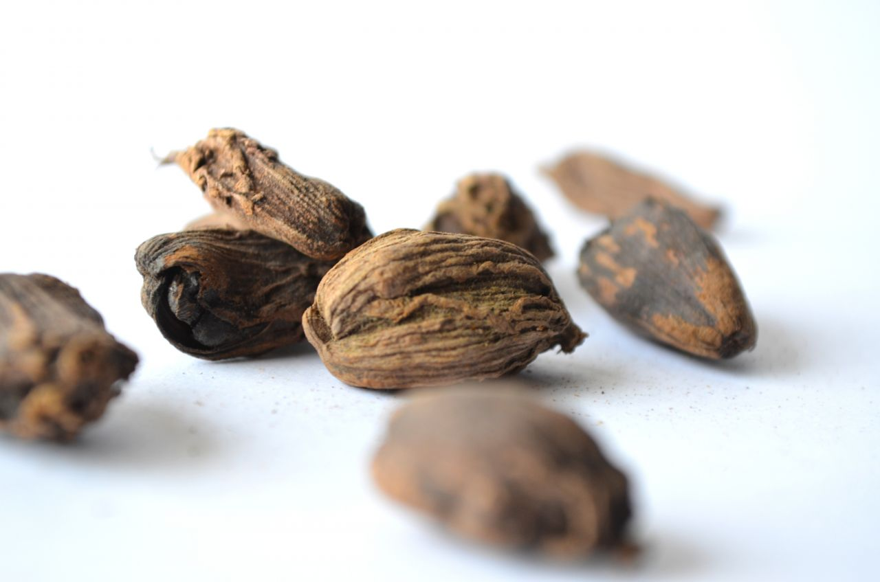 "Free photo ""Nutmeg Spice Seeds"""