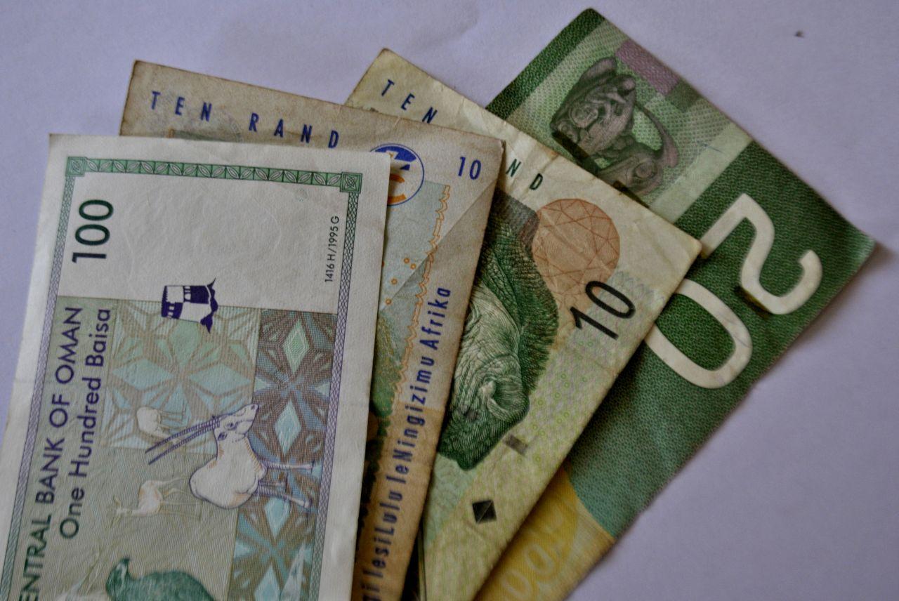 "Free photo ""Notes Money"""